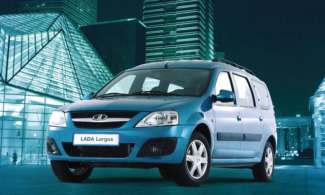АвтоВАЗ планирует выпустить Lada Largus с «роботом»