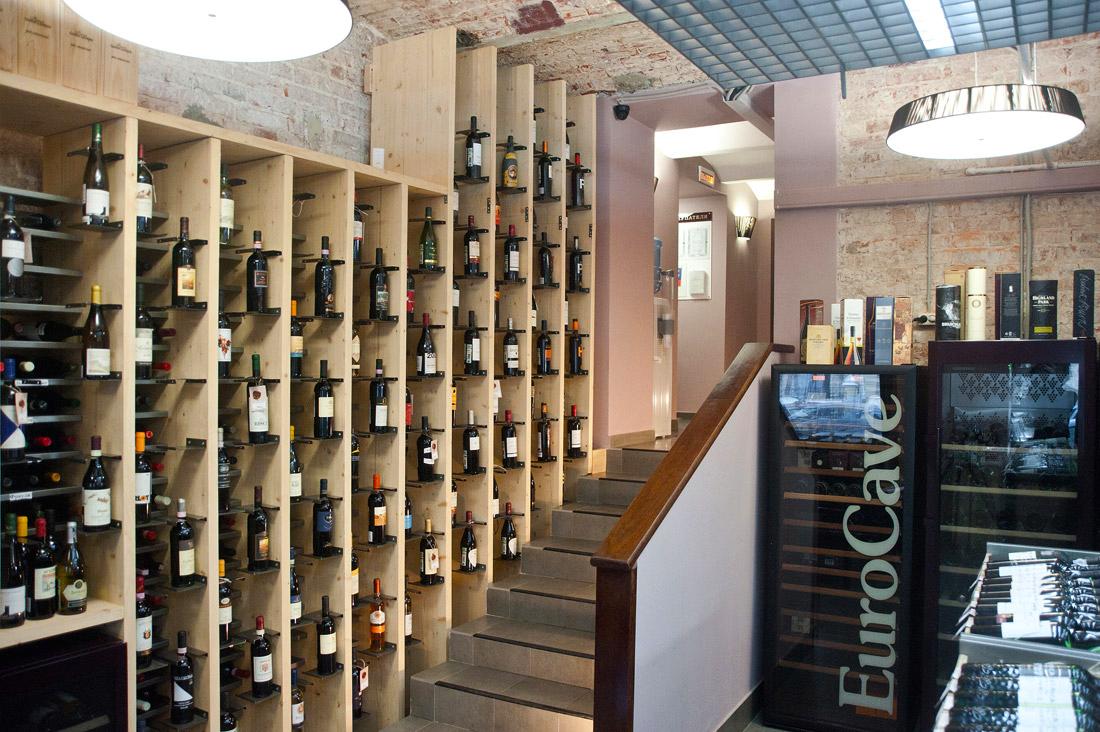 Винный бутик «Элитные вина»
