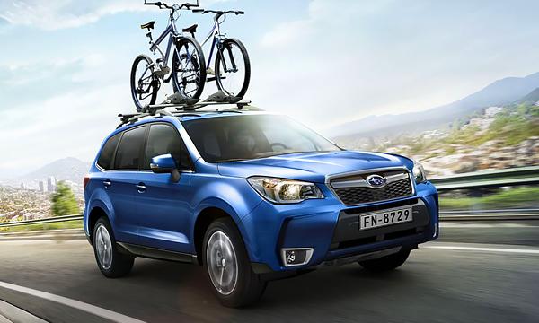 Subaru повышает цены на кроссовер Forester в России