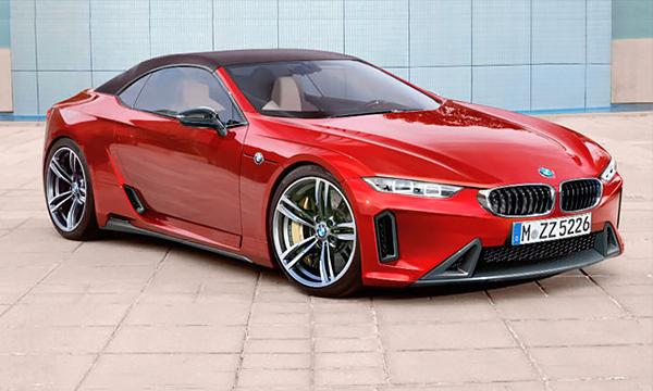 Стали известны первые подробности о BMW Z5