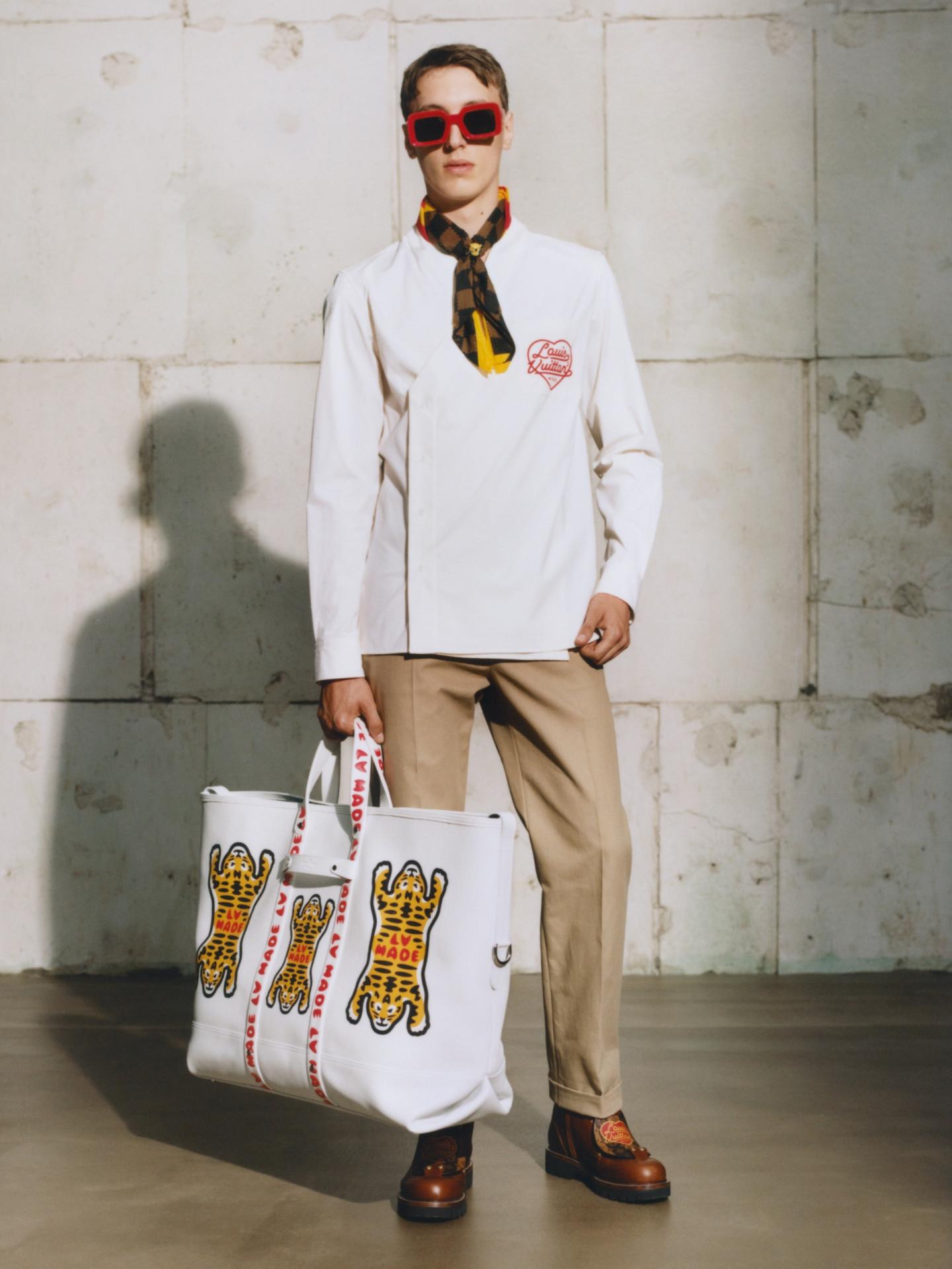 Louis Vuitton Men, resort 2022