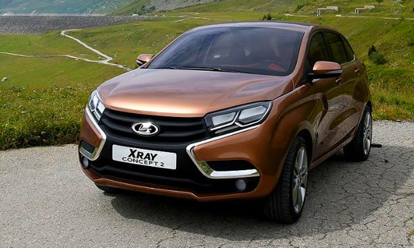 Бу Адерссон рассказал, сколько будет стоить Lada XRAY