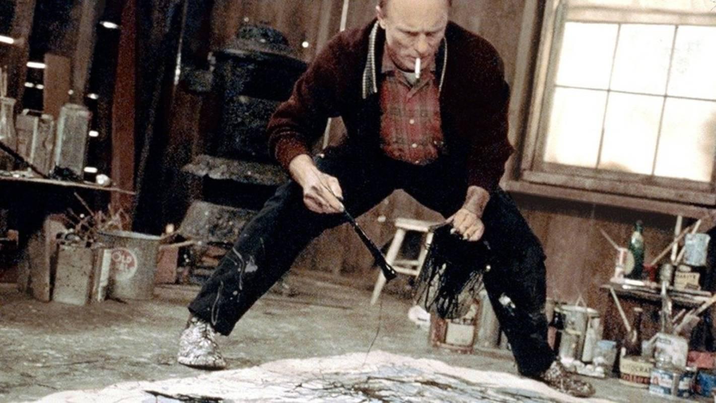 Кадр из фильма «Поллок», 2000