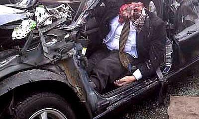 ДТП убивают гораздо больше людей, чем теракты