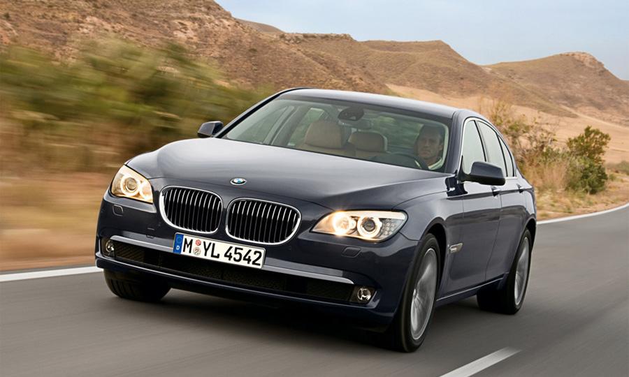 Стали известны российские цены на новый BMW 7-й серии