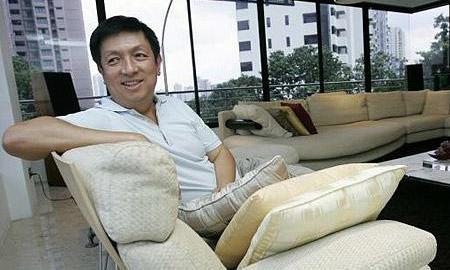 Сингапурский миллиардер Питер Лим
