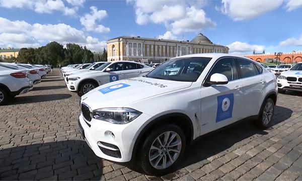 На Auto.ru появились два объявления о продаже «олимпийских» BMW X6