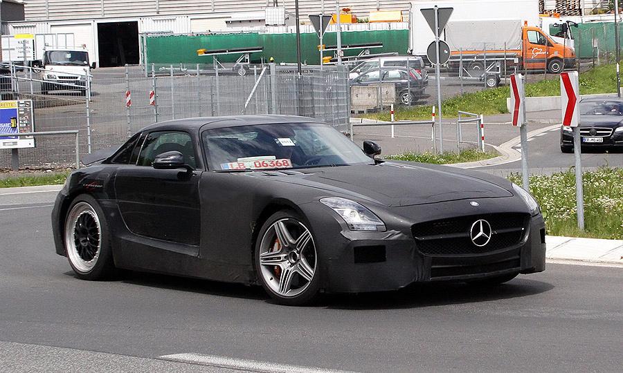 Топ-3 ярких новинок: Porsche, Mercedes и Maserati уже на тестах