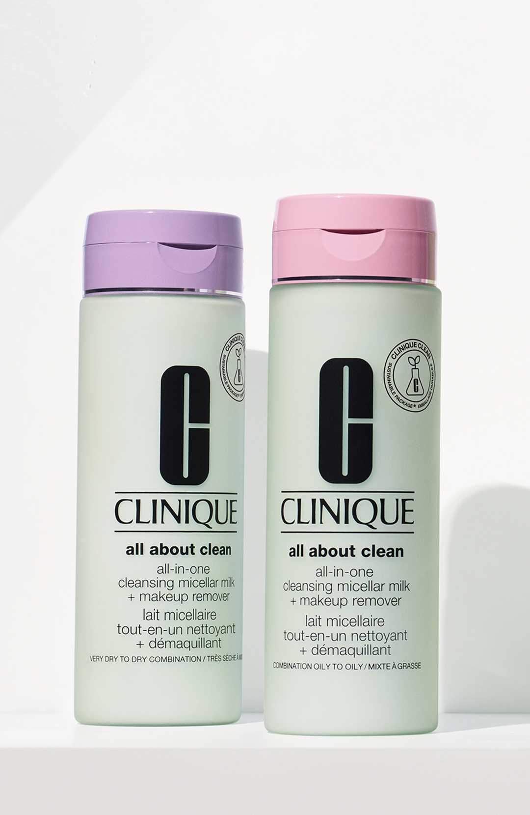 Очищающие средства All-In-One Cleansing Micellar Milk + Makeup Remover, Clinique