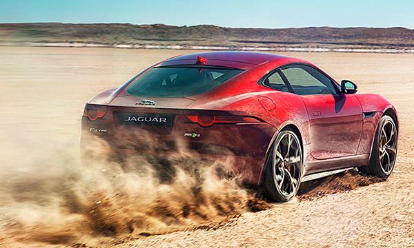 Jaguar F-Type станет быстрее с полным приводом