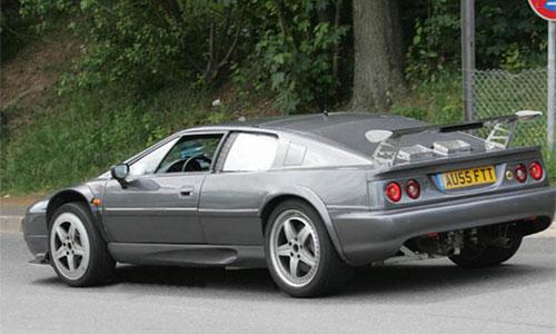 Появились первые фото Lotus Esprit 2008