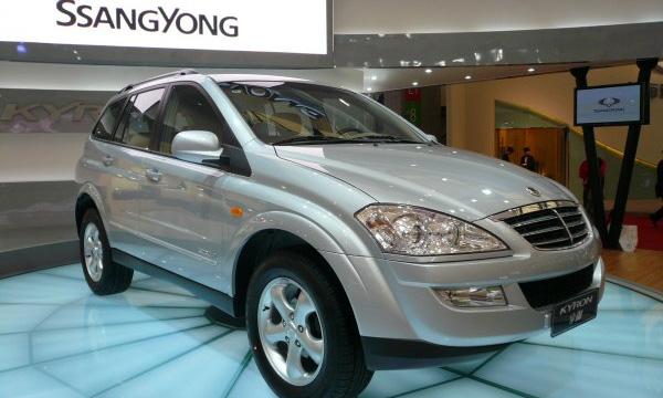 Renault и Sollers не смогли купить корейский SsangYong
