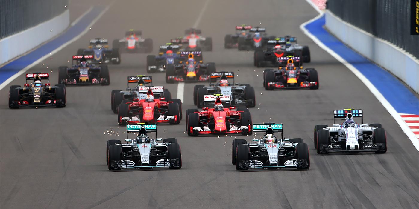 Тест: что вы знаете о Формуле-1 в России