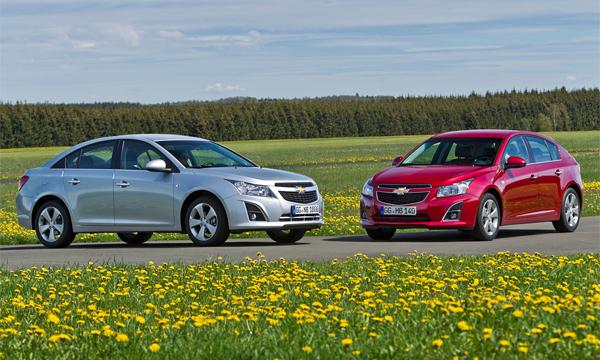Opel и Chevrolet покинут Россию досрочно