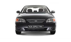 Создана спортивная версия Kia Spectra