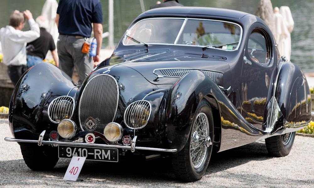 1938 Talbot-Lago T150