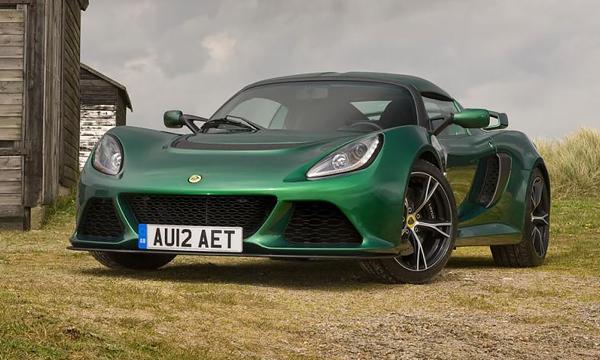 Lotus представил Exige S с автоматической коробкой передач