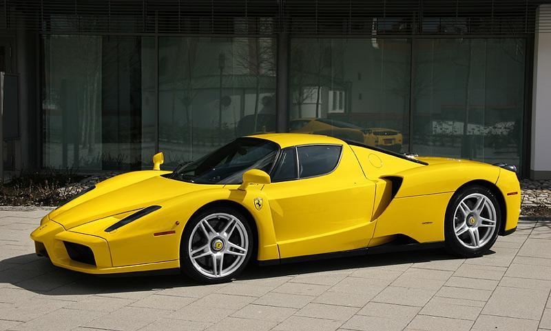 Ferrari Enzo Novitec Rosso