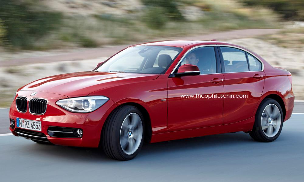 «Копейка» BMW превратится в седан