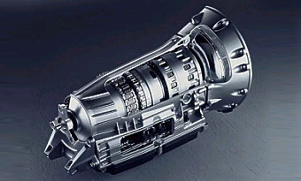 7G-Tronic у Mercedes-Benz