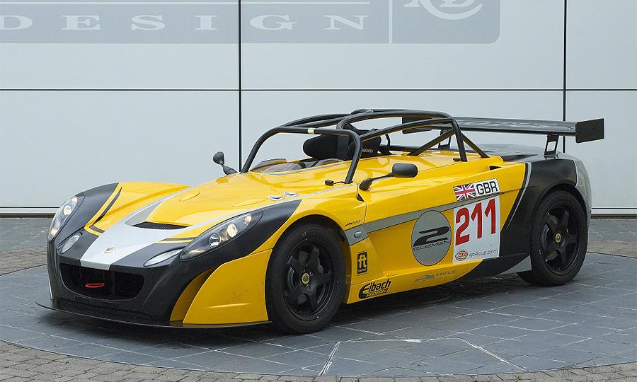 Lotus 2-Eleven GT4 Supersport