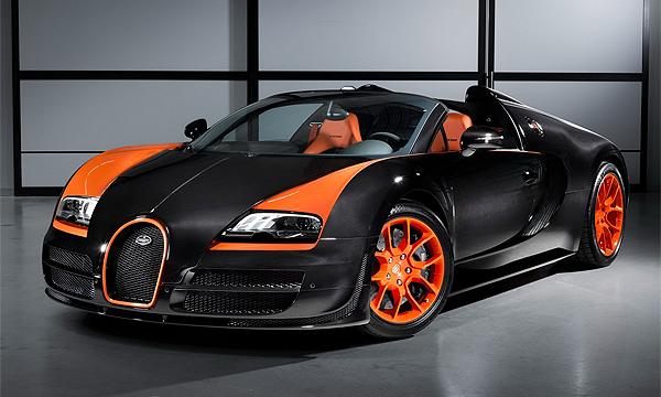 Bugatti начинает продажи подержанных автомобилей