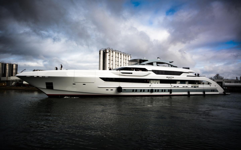 Фото: пресс-служба Heesen Yachts