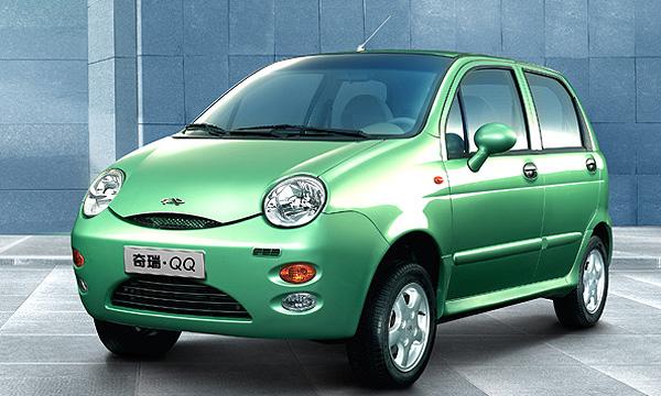 Chery Automobile - один из лидеров автомобильной промышленности Поднебесной