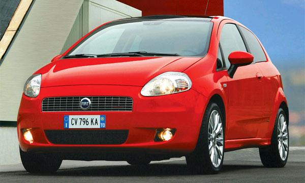 Продажи Fiat растут