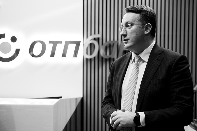 Президент ОТП Банка Илья Чижевский