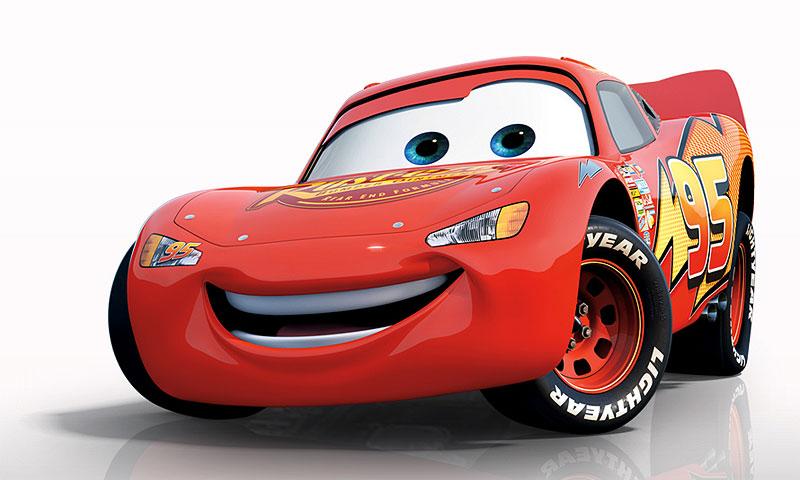 Легендарные американские автомобили стали героями мультфильма