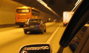 Волоколамский тоннель на Большой Ленинградке открылся для движения