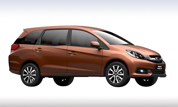 Honda представила бюджетный минивэн
