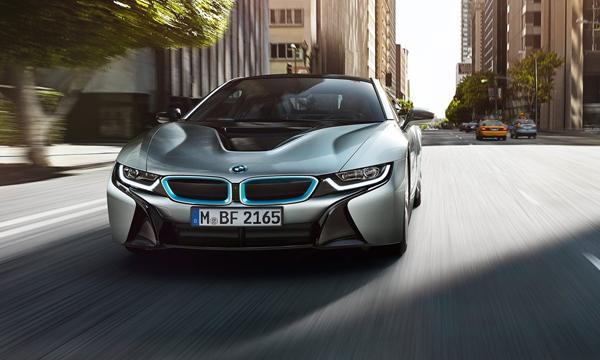 BMW выпустит конкурента Tesla Model S к 2021 году