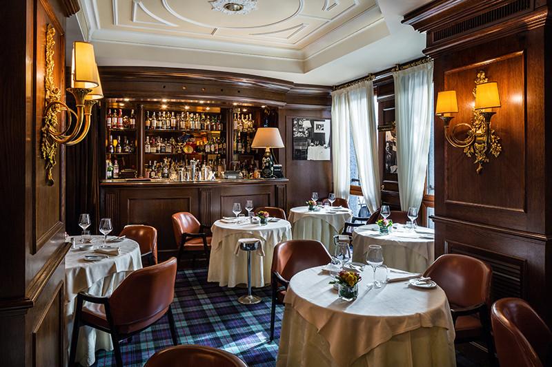 Ресторан Il Baretto al Baglioni