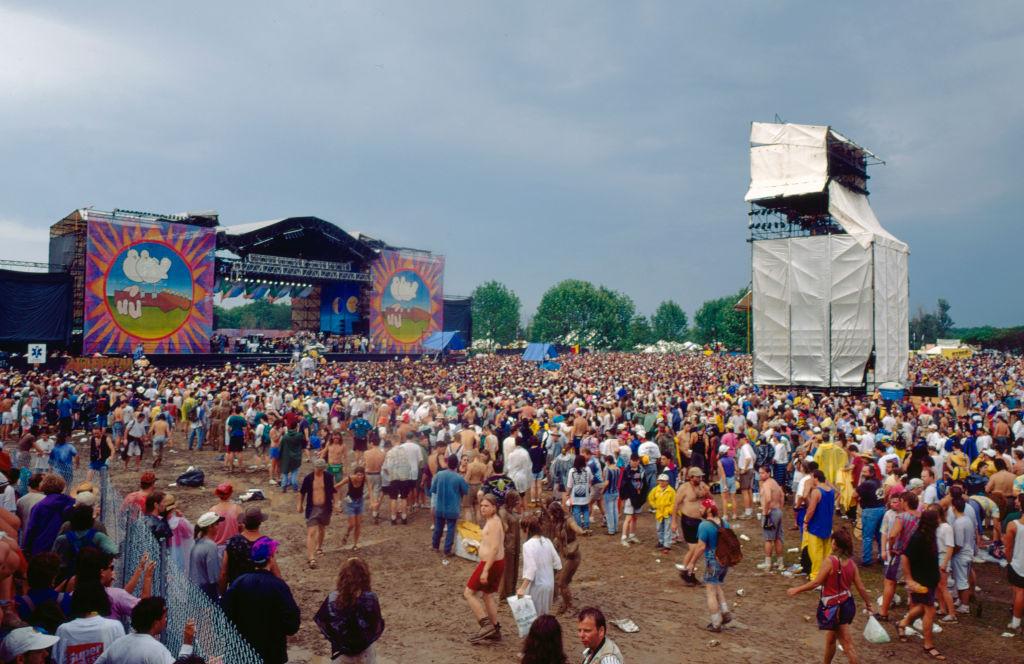 Фестиваль «Вудсток», 1969 год