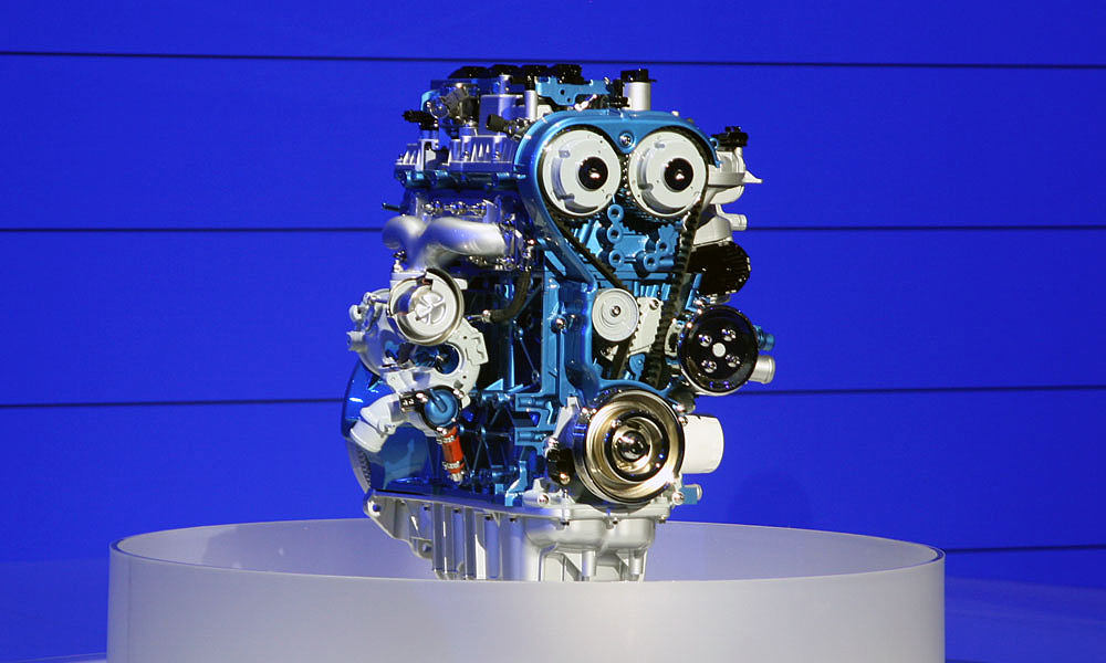 Двигатель EcoBoost компании Ford