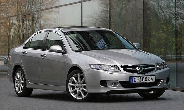 Honda будет производить в Англии 250 000 машин в год