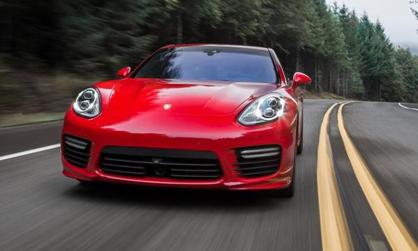 Компания Porsche отложила выпуск Pajun