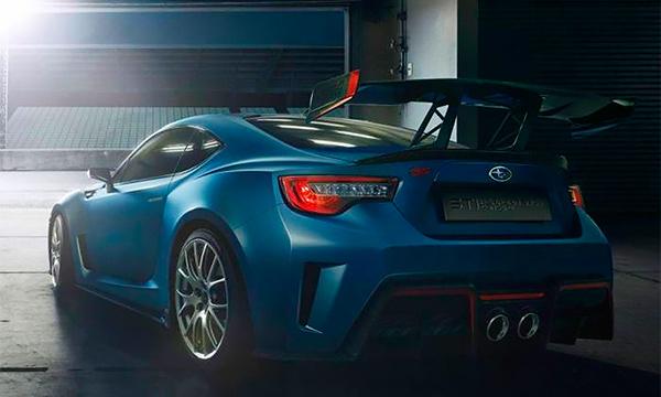 Subaru разработает новое поколение BRZ совместно с Toyota