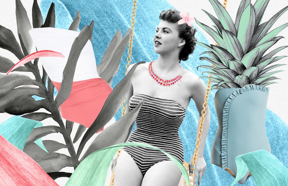 d95ccb8e564b7 Какие купальники стоит взять с собой в отпуск этим летом :: Вещи ::  РБК.Стиль
