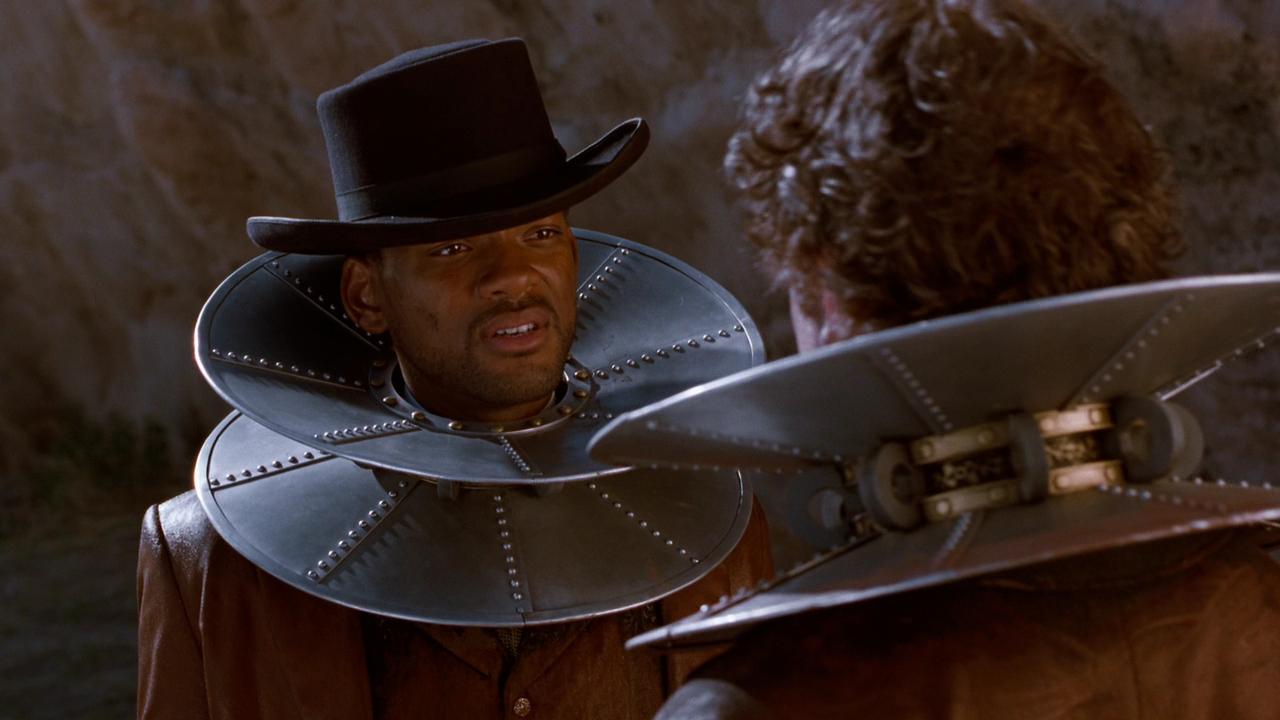 Кадр из фильма «Дикий, дикий Запад»