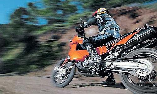 У австралийца украли мотоцикл, на котором он совершал кругосветное путешествие