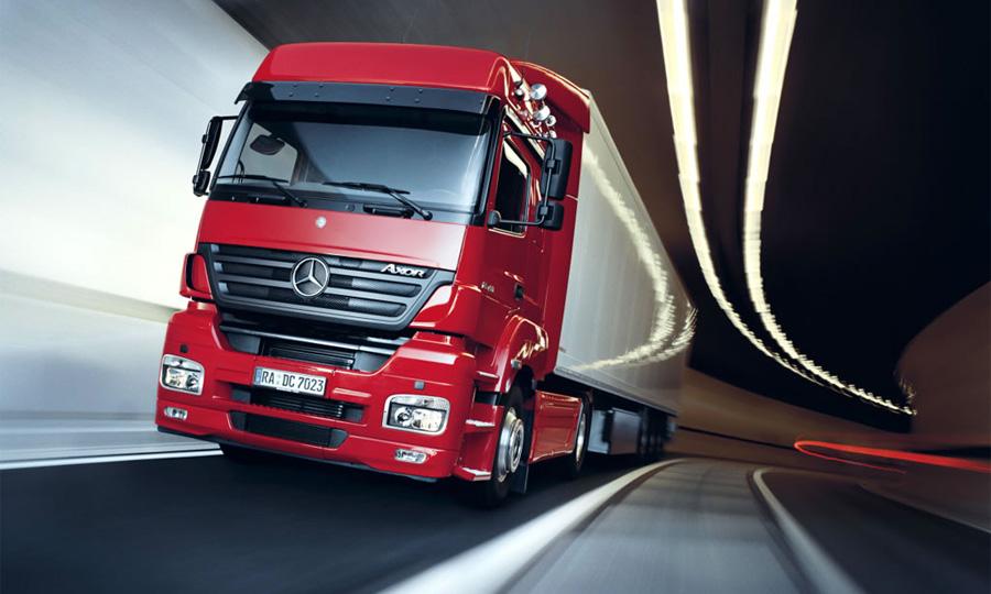 При строительстве грузовиков Mercedes-Benz будут использоваться разработки КамАЗа