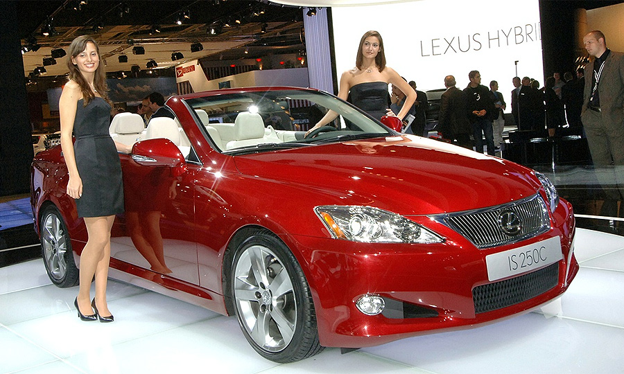 Lexus IS250C