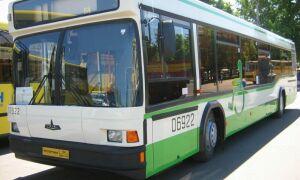 В Москве будут выделены отдельные полосы для движения автобусов.