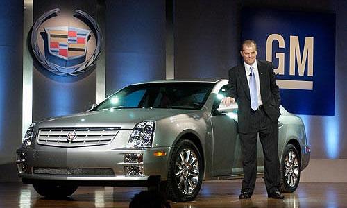 Продажи GM в Европе впервые превысили 2 млн автомобилей