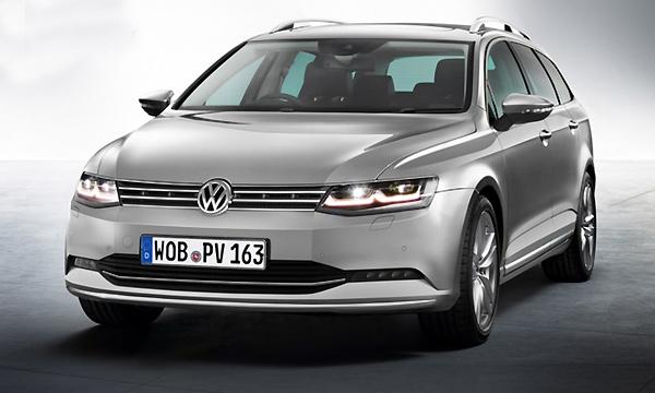 Volkswagen Passat станет больше и легче предшественника