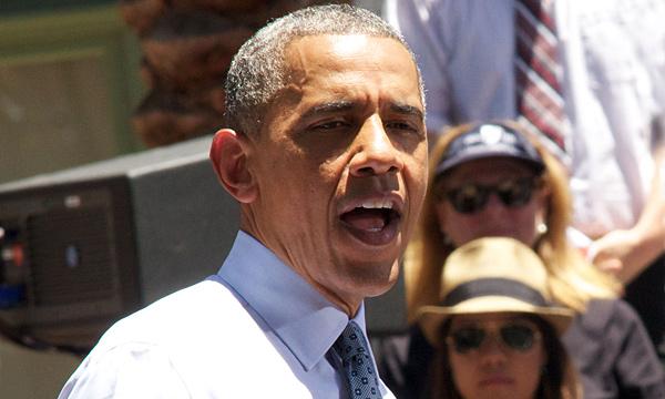 Кортеж Обамы помешал беременной женщине попасть в роддом