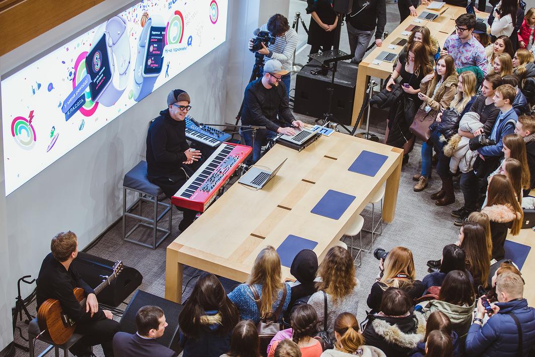 Фото: пресс-служба Apple
